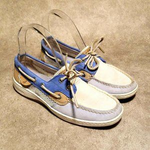 Sperry Top Sider Womens Bluefish 9244302 Sz 6.5 M